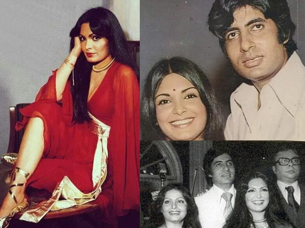 ALSO READ: When Parveen Babi Said Amitabh Bachchan Tried To Kidnap Her!