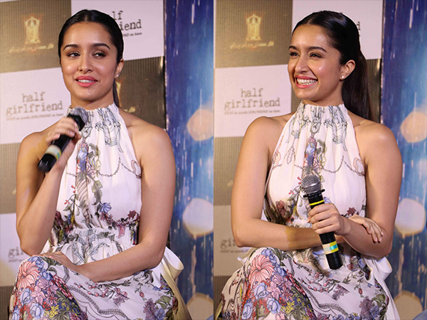 Shraddha Talks About Live-in Relationship