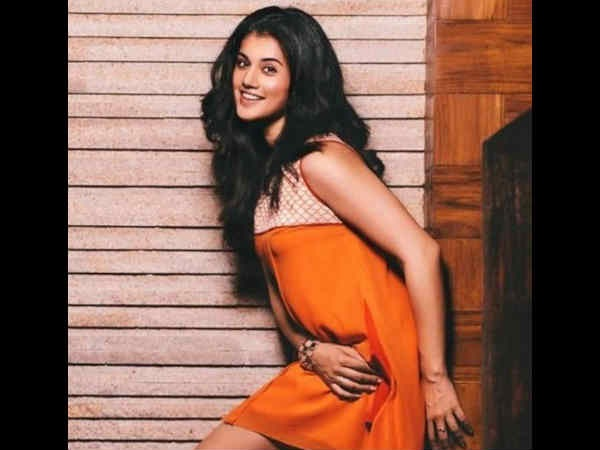 Taapsee Still Feels Like An Outsider In The Industry
