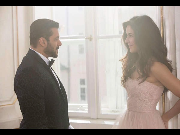 Rumours Of Salman Khan Recommending Katrina Kaif's Name To Aamir For Thugs Of Hindostan