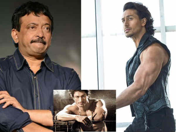 RGV Refers To Tiger As 'The Greatest Woman He Saw In His Life'