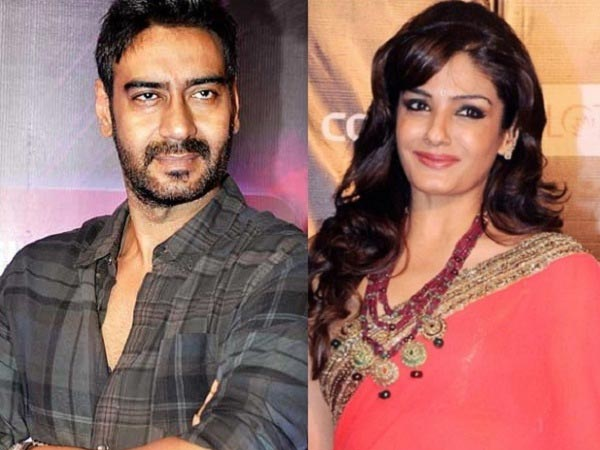 Raveena Will Not Be Able To Show Her Face In Public