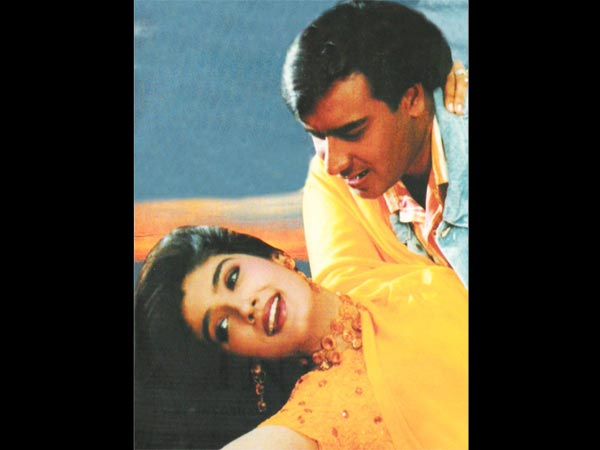 Ajay Didn't Want To Work With Raveena