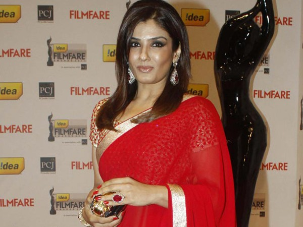 Raveena Tandon Bats For Women's Safety