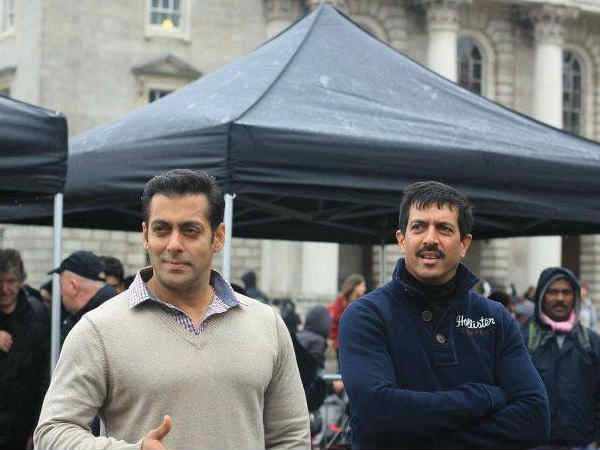 On Why He Didn't Want To Direct Tiger Zinda Hai