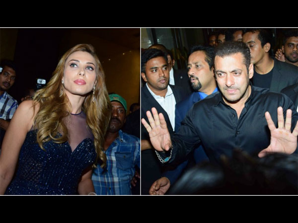 Salman's Expensive Gift To Iulia