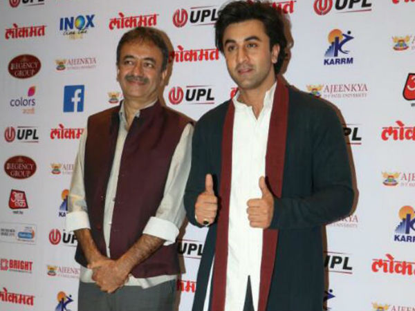 Rajkumar Hirani Is Enjoying The Collaboration With Ranbir