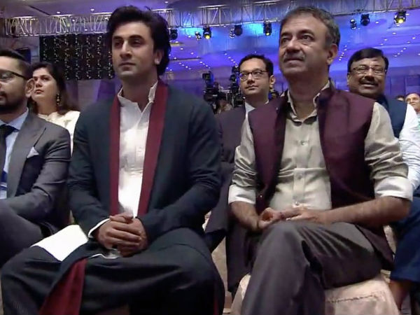 Rajkumar Hirani Is Super Impressed With Ranbir