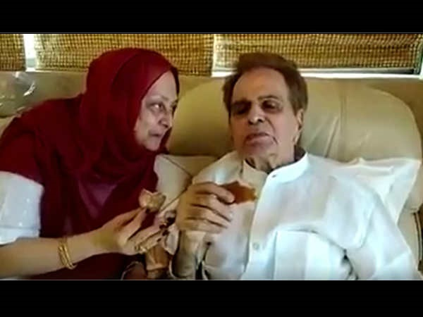 The Reason Why Dilip Kumar Joined Facebook