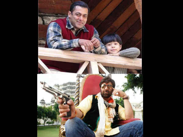 It's Going To Be Sunny Deol vs Salman Khan This Eid