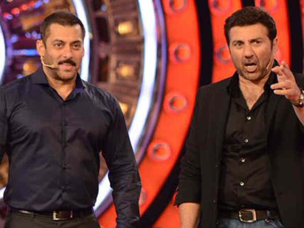 Salman Khan and Sunny Deol No More Friends?