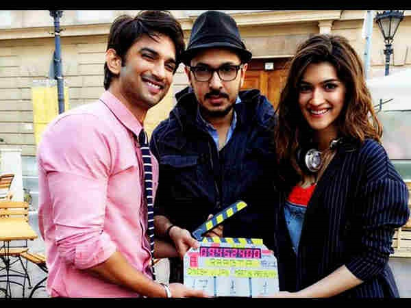 First look of Sushant-Kriti starrer 'Raabta' out, duo shares crackling chemistry