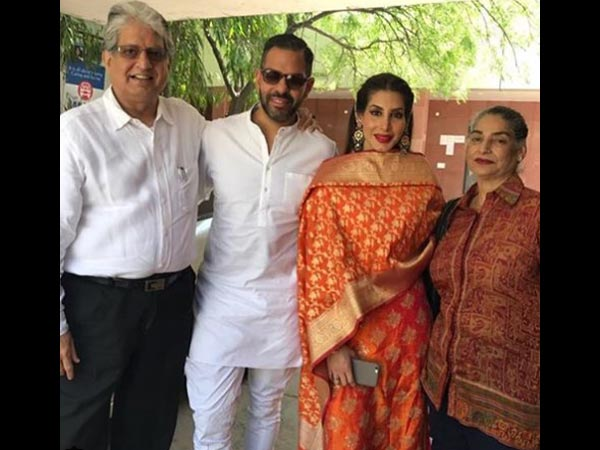 Karisma's ex-husband Sunjay ties the knot with Priya Sachdev