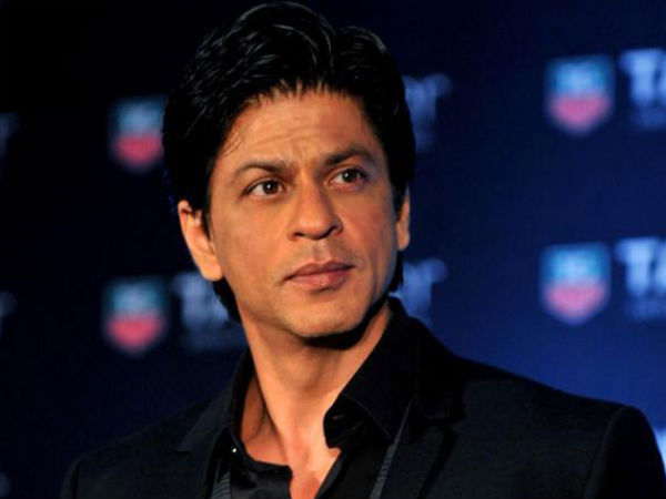 SRK Has To Collaborate With A Foreign Producer