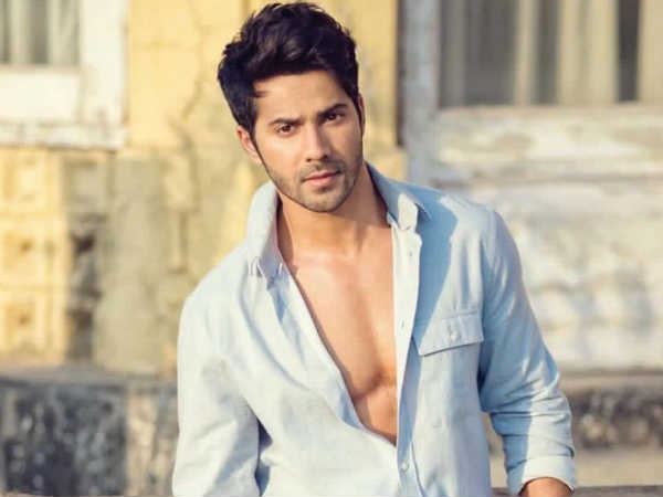 Varun's Next With Shoojit Sircar