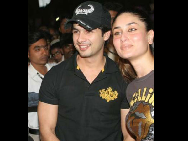 When Shahid Was Asked About His Future With Kareena