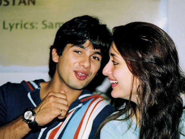 Shahid On His Off-screen Chemistry With Kareena