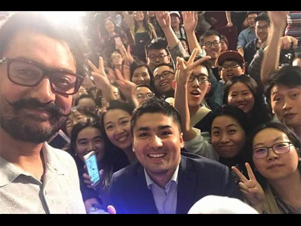 Aamir Is Surprised With China's Response To Dangal