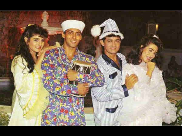 Raveena Takes A Jibe At Salman And Aamir