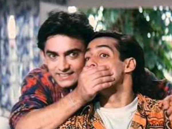 When Salman And Aamir Fought For Screen Time