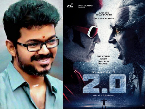 Rajinikanth's 2.O Moves To 2018, Makes Way For Vijay 61