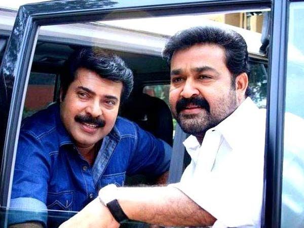 Mammootty & Mohanlal Are The Best Of Friends
