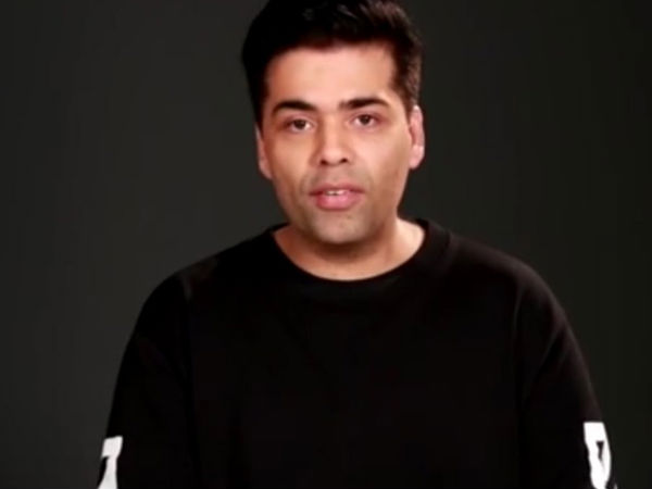 Karan Johar gives 'Karara Jawab' to Twitter troller for an insulting remark