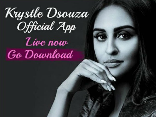 Krystle's Message For Her Fans