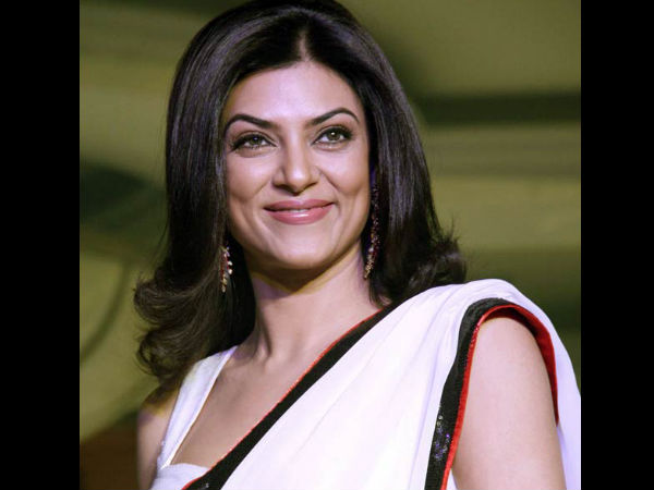 Want To Play The Role Of A Mature Woman In A Film: Sushmita Sen