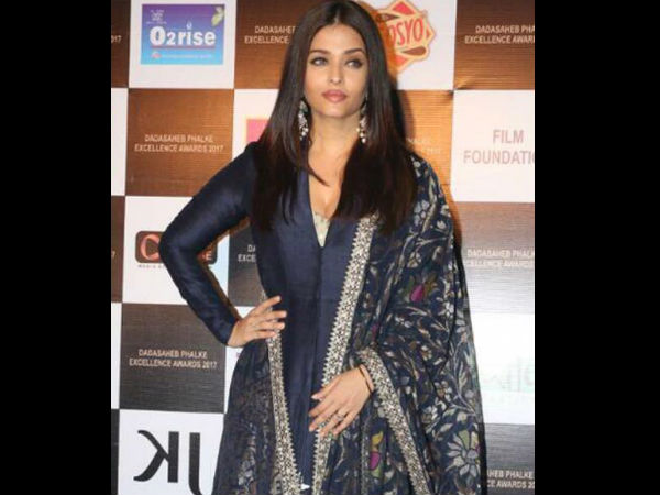 Aishwarya Played The Role Of Dalbir Kaur