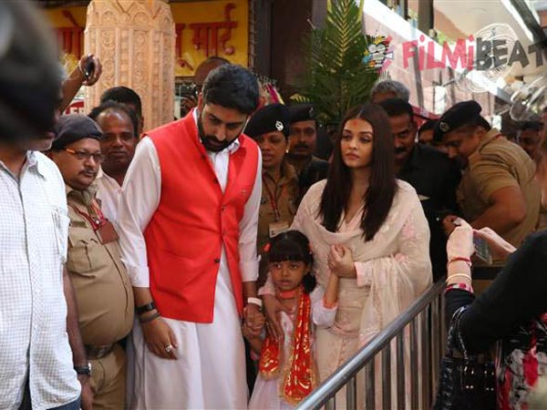 Aishwarya, On The Personal Front