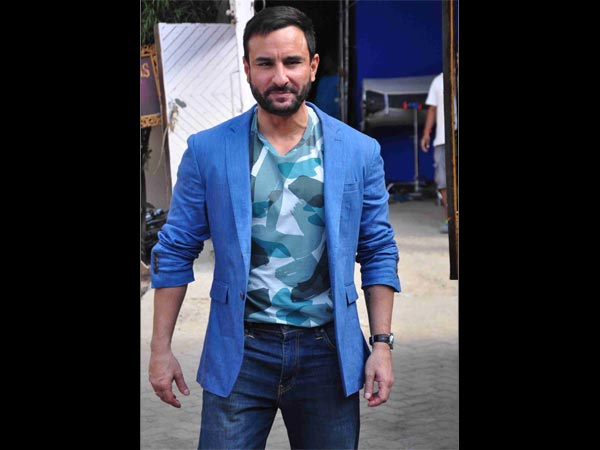 Saif On His National Award & Padma Shri