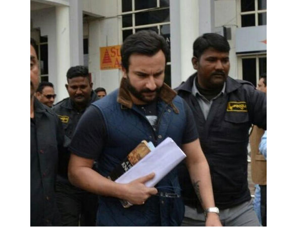 Saif On Padma Award: I Don't Think I Deserve It