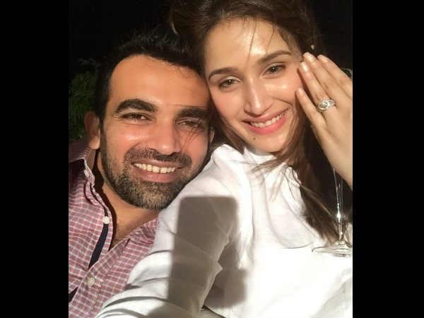 Image result for zaheer khan girlfriend