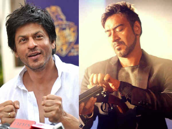 SRK And Ajay Devgn Want To Attach The Trailer Of The Upcoming Films To Salman Khan's Tubelight