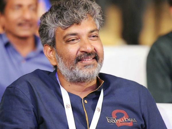 Written & Directed By SS Rajamouli