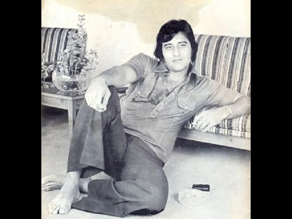 Vinod Khanna Had Thought That He Had Won His Battle With Cancer