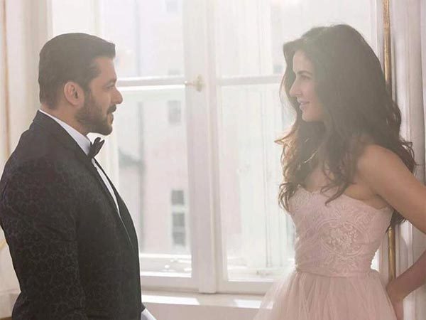 Salman Welcomes Katrina On The Instagram