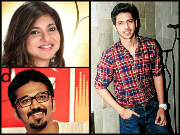Alka Yagnik & Amit Trivedi Disagree With Armaan Malik's Comment On Sonakshi Sinha!