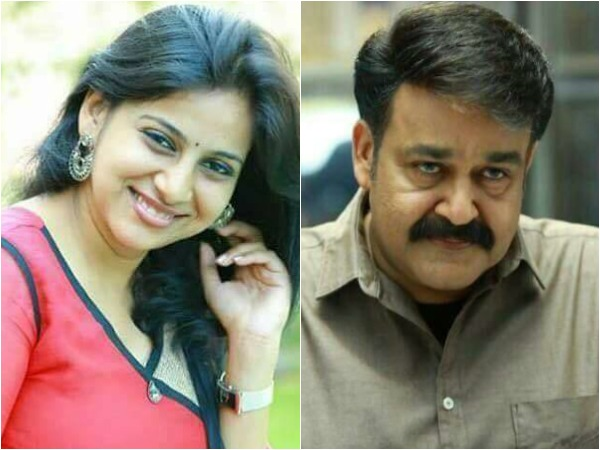 Angamaly Diaries Fame Anna Reshma Rajan Roped In For Mohanlal-Lal Jose Movie!