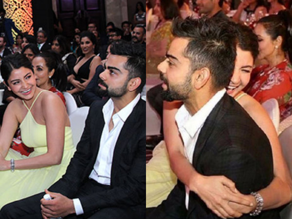 Anushka Sharma To Virat Kohli: You Cannot Shave Your Beard!