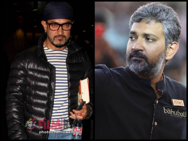 EPIC NEWS! SS Rajamouli Confirms Talking To Aamir Khan About 'Mahabharata'; Read What Happened Next!