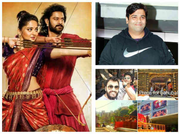 Baahubali 2: Kiku Sharda Praises The Film; Manish Raisinghan Has Respect For The Makers!