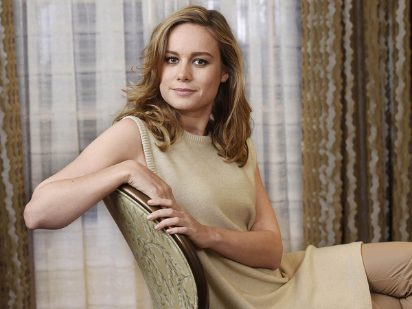 Brie Larson Reveals How Jennifer Lawrence And Emma Stone Saved Her Life