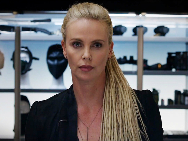 charlize theron excited about playing first female anti hero in fast and furious filmibeat. Black Bedroom Furniture Sets. Home Design Ideas
