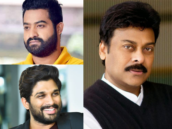 Chiranjeevi, Jr NTR & Allu Arjun – The Talented Trio Of Tollywood