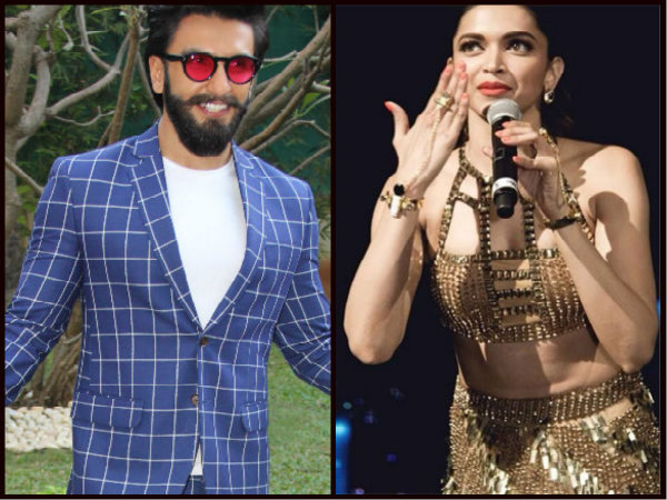 Khullam Khulla Pyaar! Deepika Padukone Sends KISSES To Ranveer Singh & Have Us Awwing!