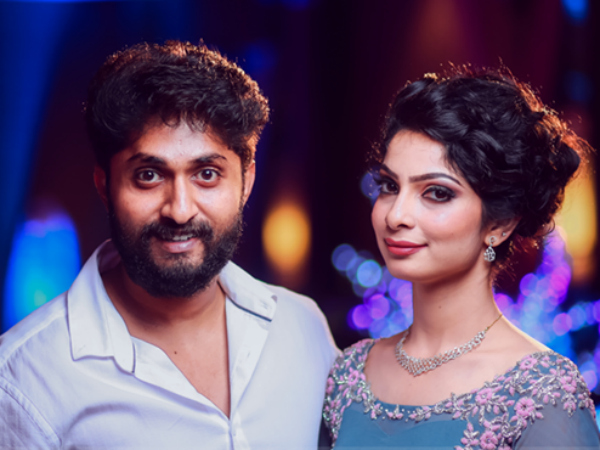Dhyan Sreenivasan Gets Engaged To Arpita Sebastian
