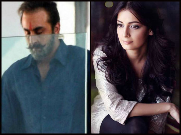 Uh Oh! Dia Mirza Is Upset Over Ranbir Kapoor's Leaked Look From Sanjay Dutt Biopic!