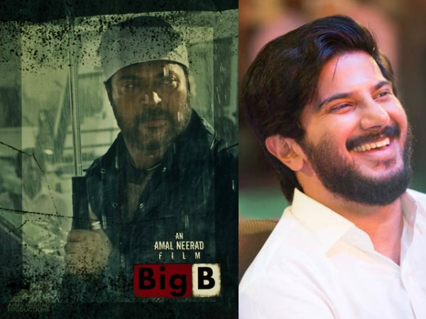 Dulquer Salmaan's Facebook Post About Big B Goes Viral!